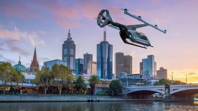 未來世界:空中出租車是夢想還是現實?