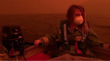 澳大利亞森林大火:緊急狀態下萬千群眾急謀逃亡