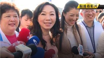 王小姐風波後首現身 李佳芬說話了