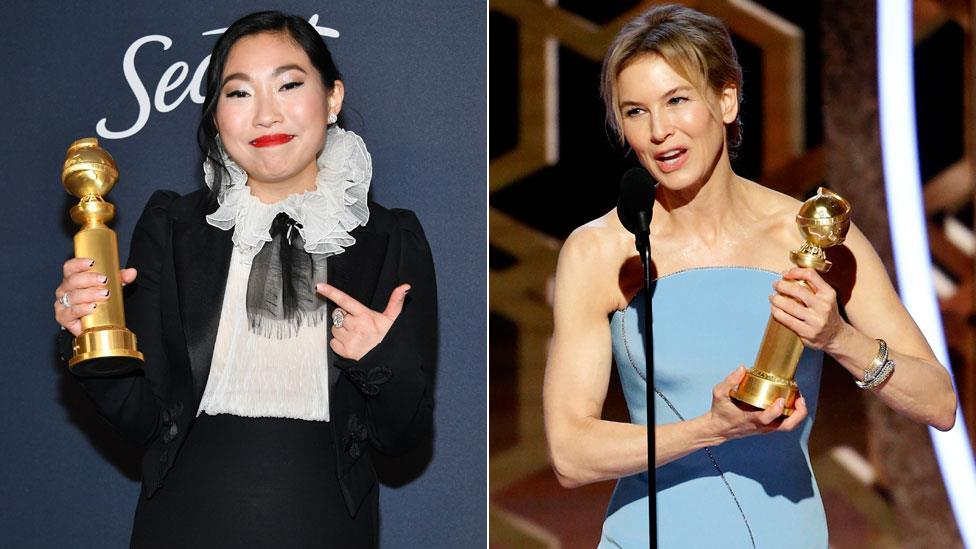 金球獎:奧卡菲娜成為史上首位亞裔音樂或喜劇類最佳女主角