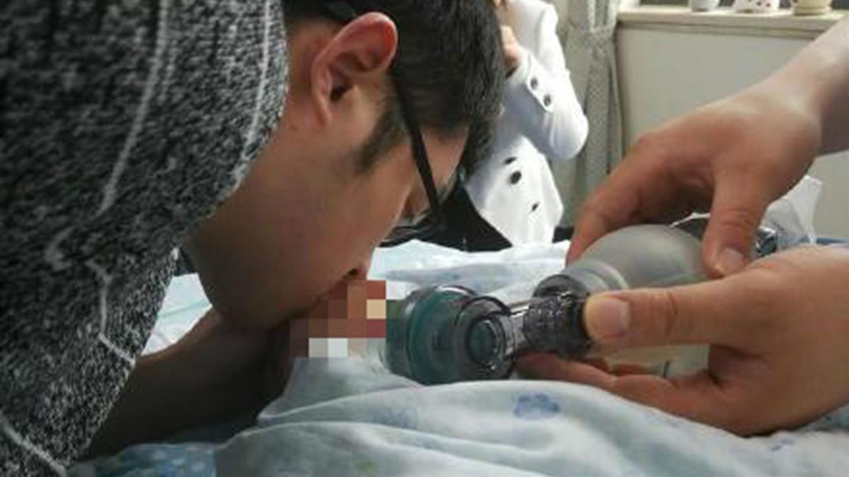 妻難產亡…女嬰6天後離世!父淚崩簽器捐