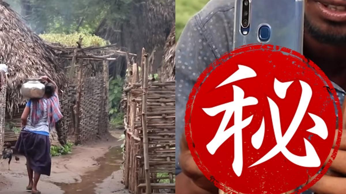 手機收不到訊號 印度村民用「這根」解決