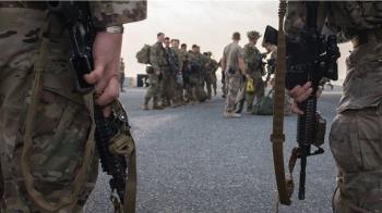 美軍第82空降師開赴中東 士兵:要打仗了