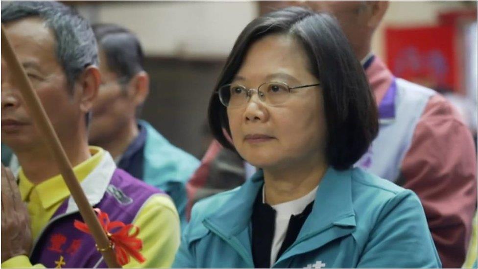 台灣大選:身份認同仍是蔡英文連任選戰的決定性因素