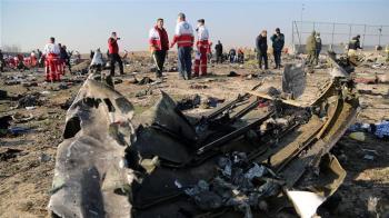 黑盒子找到了!烏航空墜機176死 伊朗拒交紀錄器