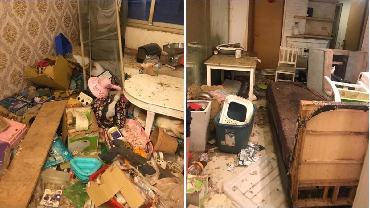 租房給女兒3年!母開門驚見廢墟 網見亮點揭恐怖內幕