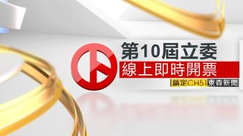 【不斷更新】快訊/2020大選開票!中部區域立委 當選名單看這裡