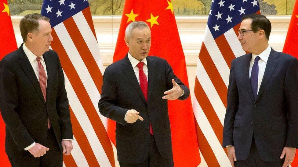 劉鶴身邊的「鴿」與「鷹」:誰主導了第一階段中美貿易協議