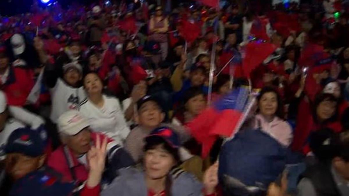 韓造勢宣稱湧進百萬人 遭虧:是疊羅漢嗎?