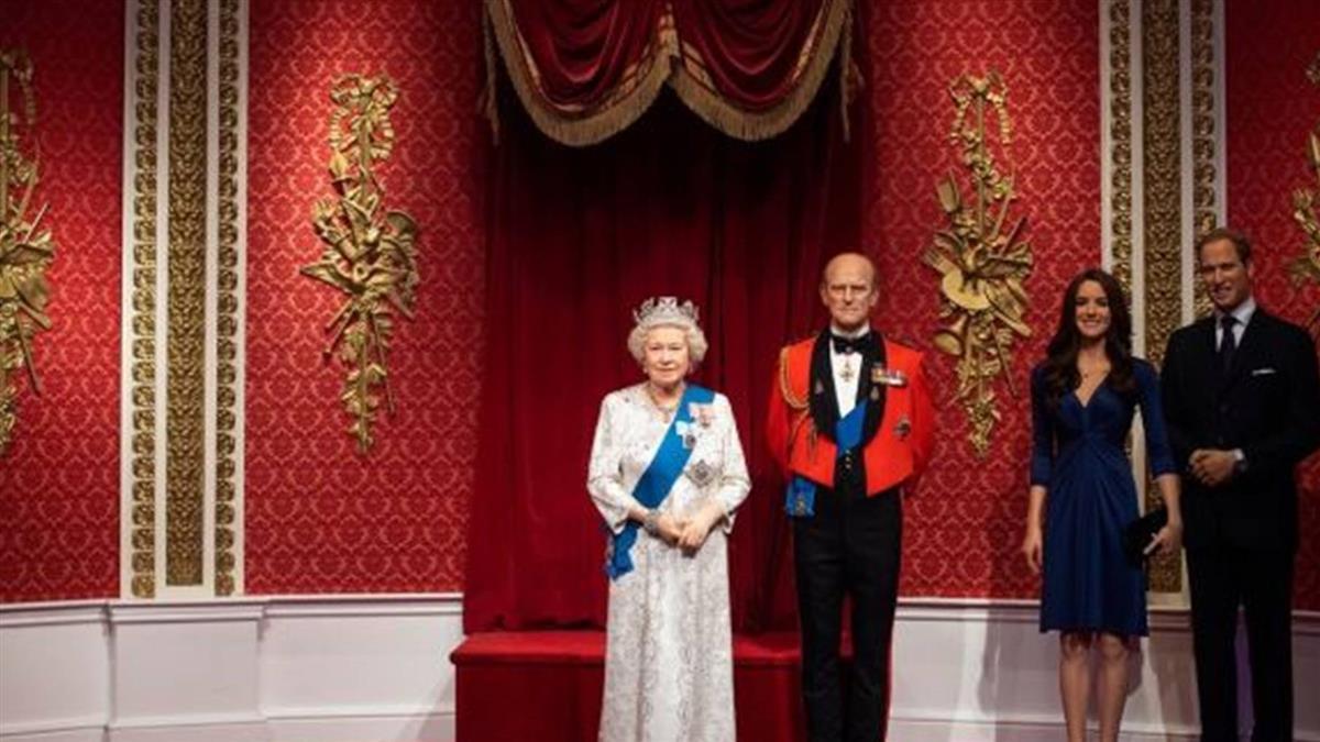 哈利梅根宣布引退 杜莎夫人館移走蠟像