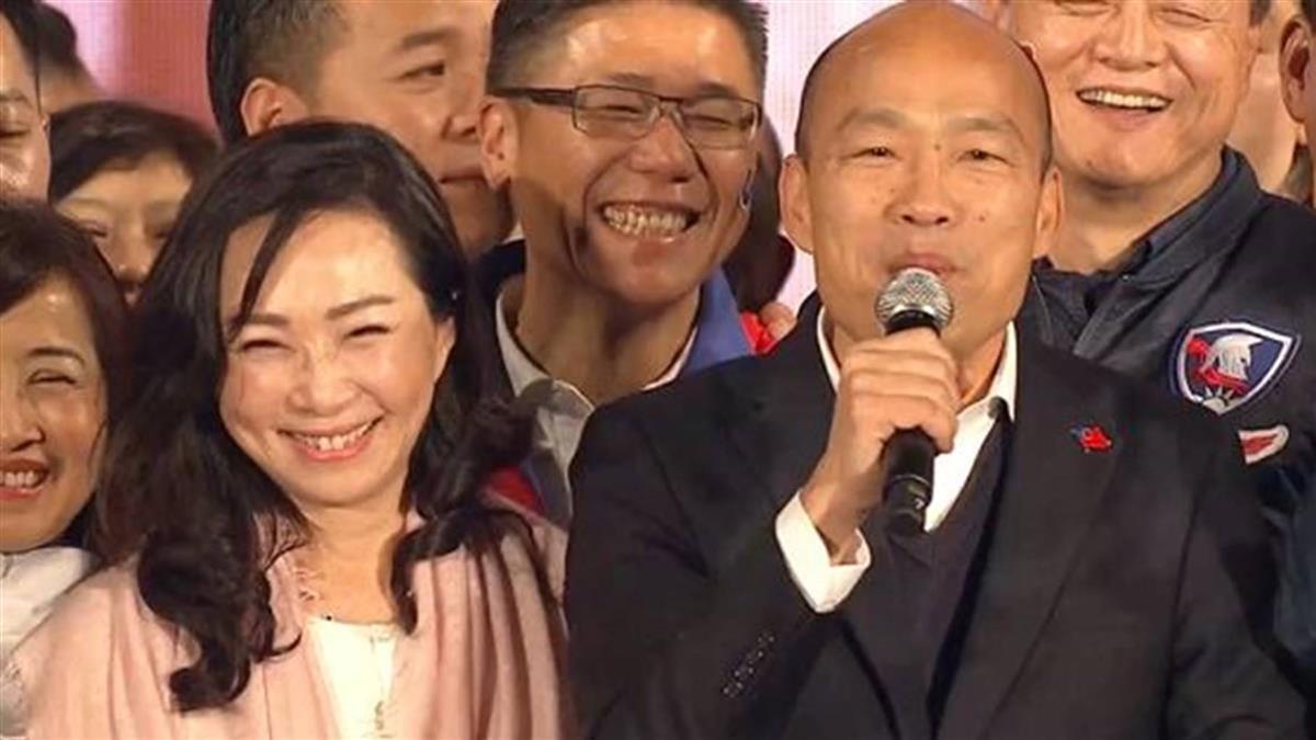 選前倒數1天!韓陣營:選情樂觀準備迎接勝利
