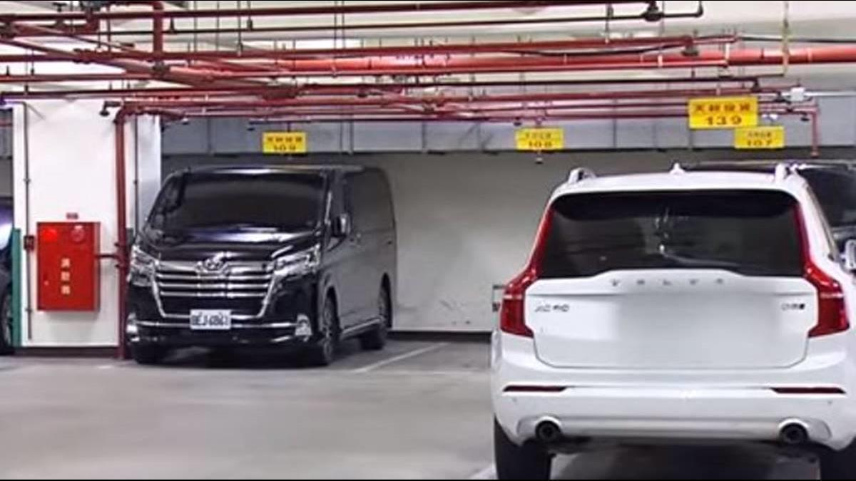 傻眼! 停車位管線漏水釀車損 租屋客求助無門