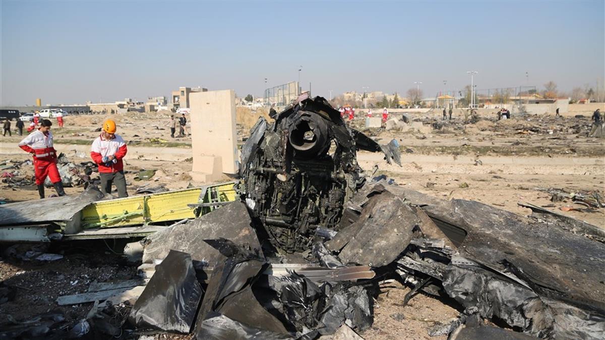 伊朗認了!證實人為疏失擊落烏克蘭客機