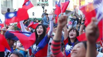 緊盯選情 韓國瑜競總觀票人潮不如市長