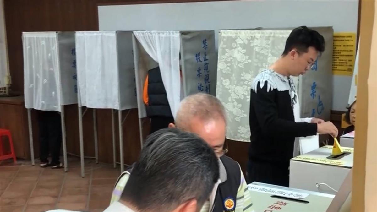 新北章魚哥出爐!建德里蔡英文58.29%勝韓國瑜