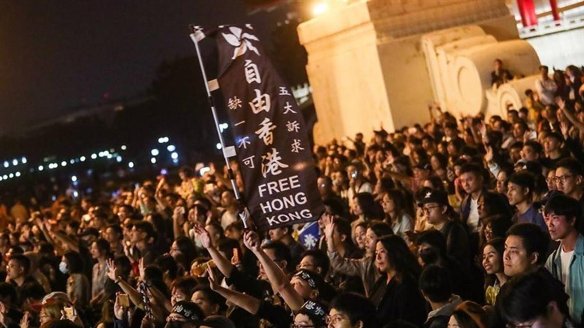 學者:反送中大量年輕人站出來 助民進黨勝選