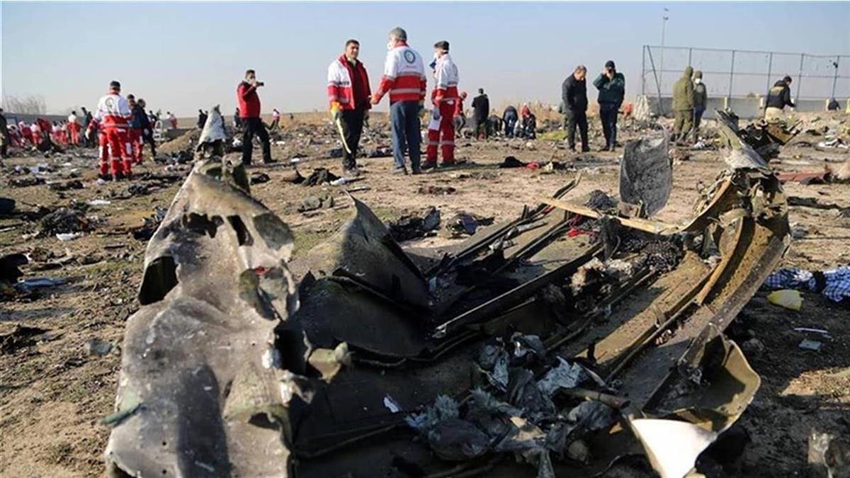 誤擊烏克蘭客機 伊朗將領:短程飛彈在機旁爆炸