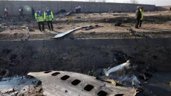 伊朗官媒:伊朗軍方表示意外擊落烏克蘭航空客機