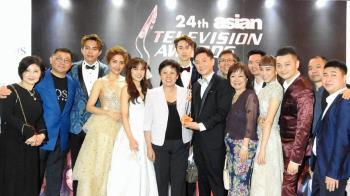 奪下亞洲電視獎視帝 謝祖武:我只是比較幸運