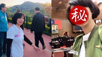 台中立委何欣純勇奪全國最高票 得票率最高是她