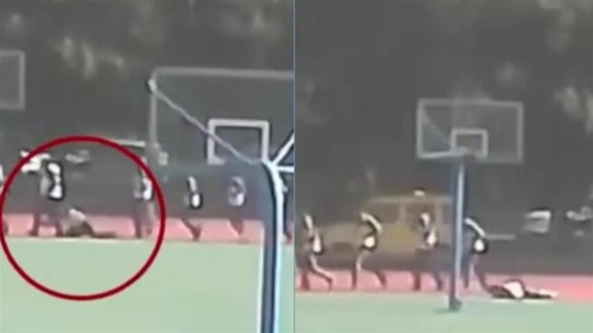 冷漠?14歲男跑千米突猝死 同學竟繞屍繼續跑