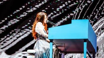 陳綺貞馬國開唱 聽到歌迷加油突然淚崩