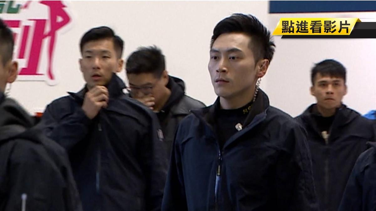 韓國瑜敗選 「特勤吳彥祖」未來動向曝光