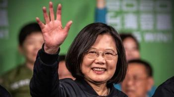 台灣大選2020: 美國祝賀蔡英文,強調台美「超伙伴關係」