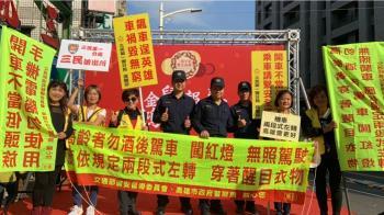 高雄三鳳中街辦年貨 12日起部分道路實施管制