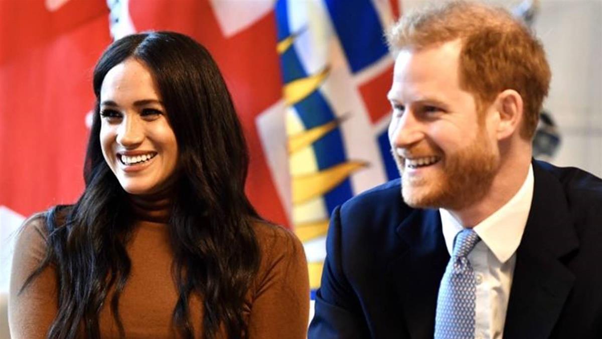 英王室會商 女王同意哈利梅根兩地居住