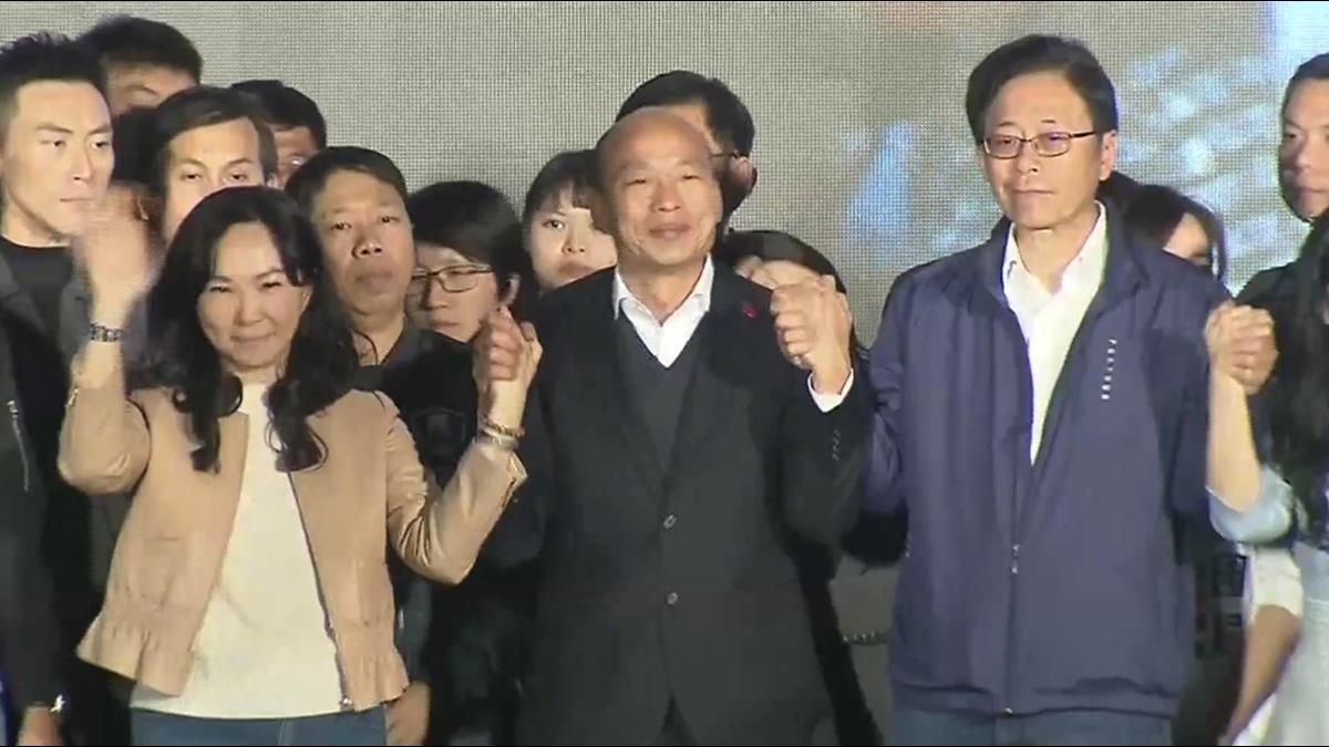 韓粉疑「計票系統遭植入程式」!崩潰言論網看傻