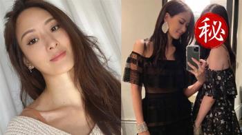 基因神複製!孫芸芸同框20歲女兒 網讚:根本姐妹