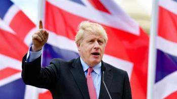 英相強生正式回絕蘇格蘭二次獨立公投請求