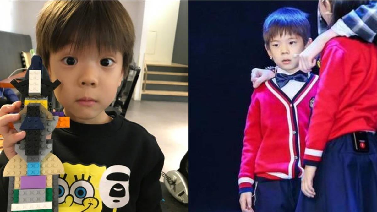 太萌!6歲嗯哼音樂劇飾3角 演完秒撒嬌