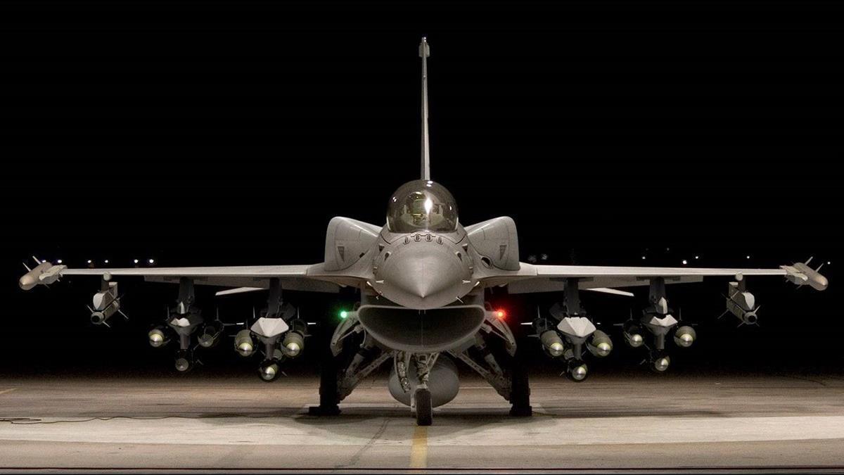 看哪裡打哪裡! 空軍AIM-9X響尾蛇飛彈首度曝光