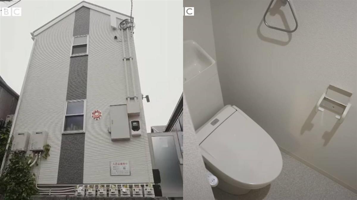 6步走到底 一睹日本年輕上班族的蝸居房