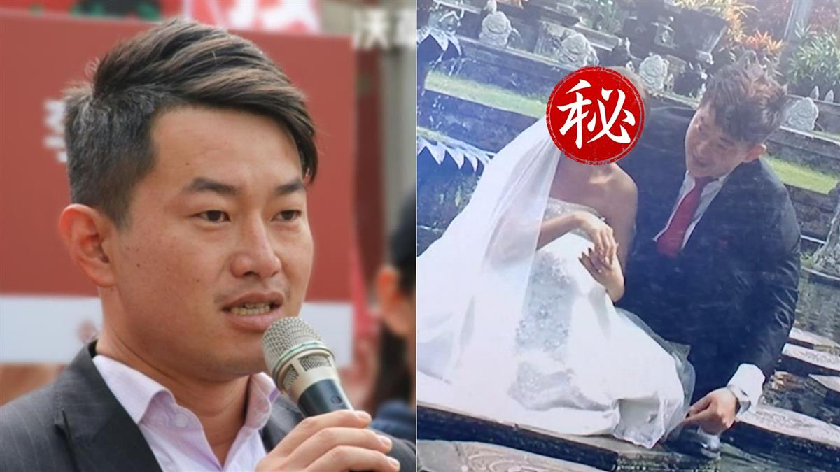 陳柏惟超漂亮未婚妻曝!何時結婚?3Q哥回應了