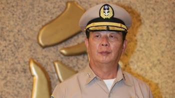 黑鷹失事痛失參謀總長 海軍司令黃曙光接任