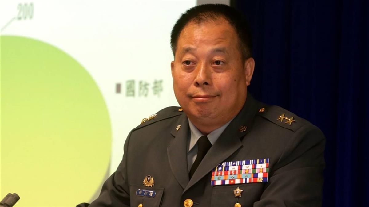 徐衍璞接副參謀總長  第一位原住民上將