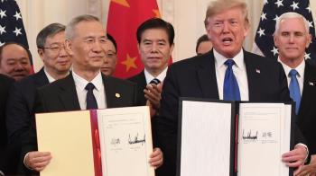 中美貿易協議:關稅未除,中國承諾進口2000億美國商品