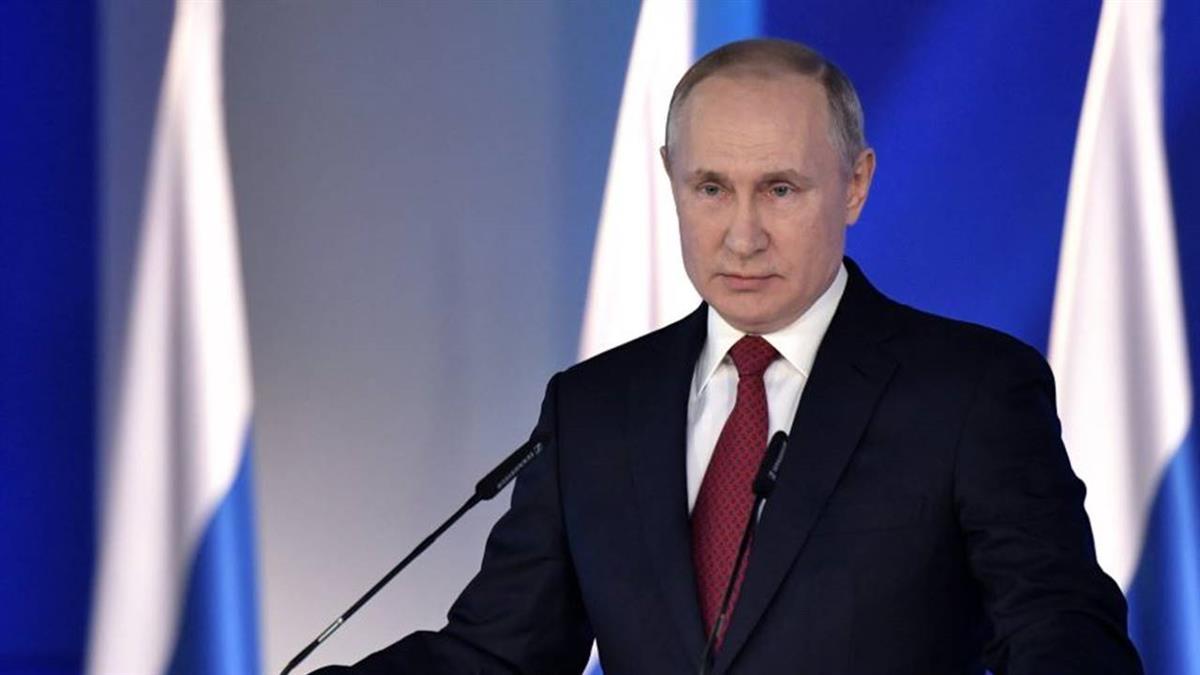 普丁提議憲政改革 俄羅斯政府宣布總辭