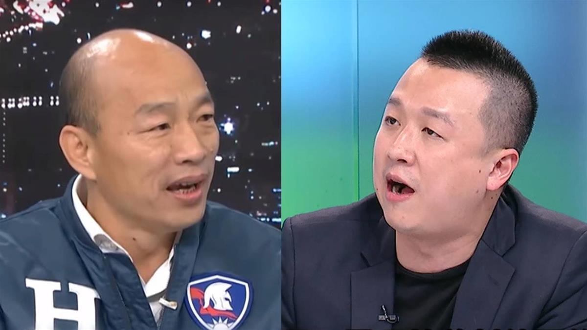 預警全成真!李正皓吐13字揭韓國瑜敗選原因