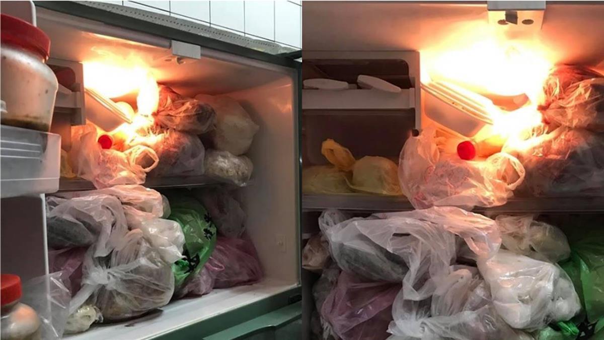 媳婦10年不開冰箱! 眾人一看秒懂原因