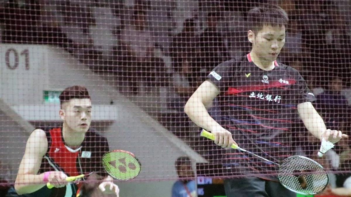 印尼羽球大師賽 李洋王齊麟唯一挺進8強