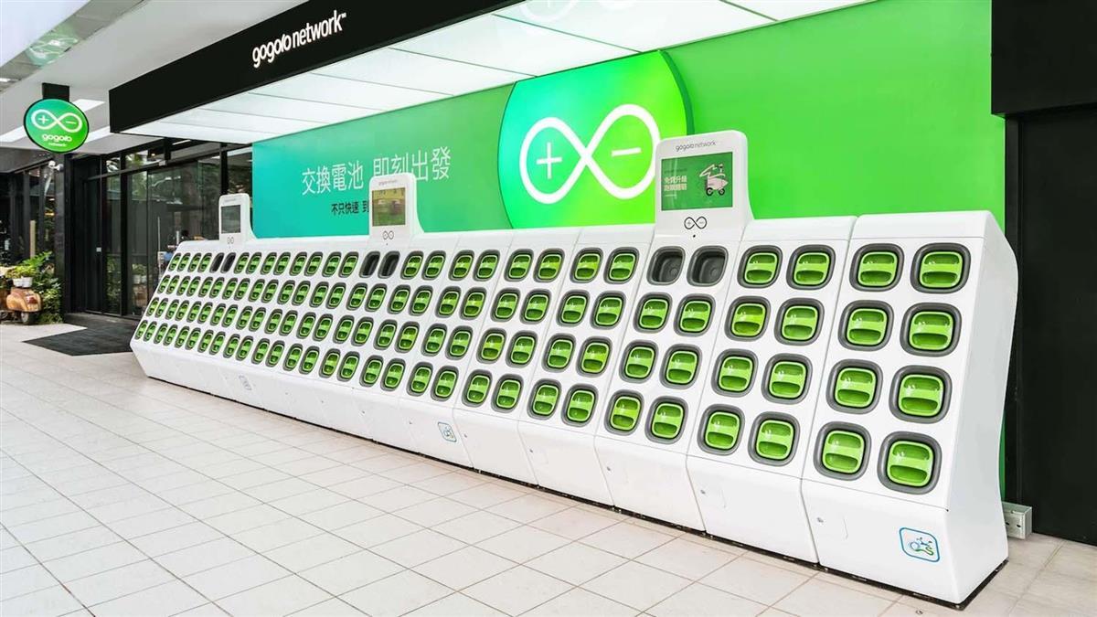 再投 25,000 顆電池!Gogoro 將新增 60 多座超級電池交換站