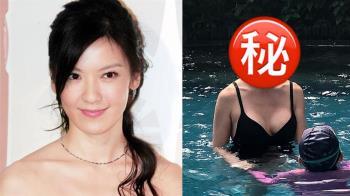 44歲林熙蕾素顏照曝 眾人驚呼太離譜