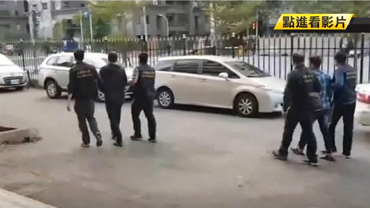 中部竊車集團遭破獲 警扣6贓車逮捕主嫌