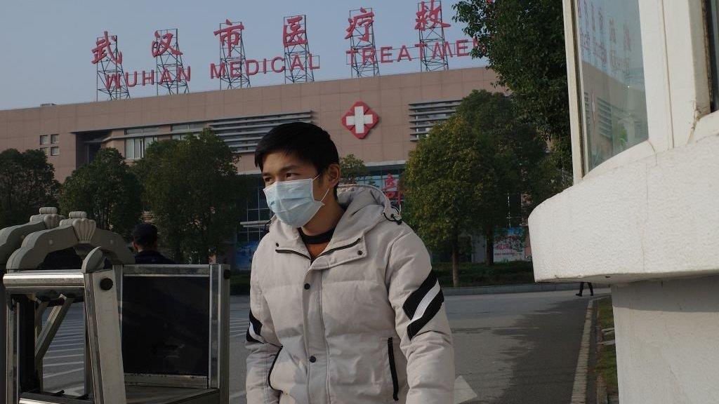 武漢肺炎:中國新增一人死亡,日本越南發現病例