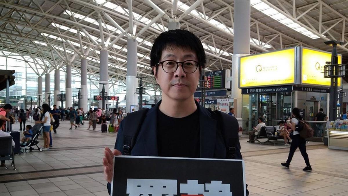罷韓第一階段達標 尹立:市府政務官退出選委會