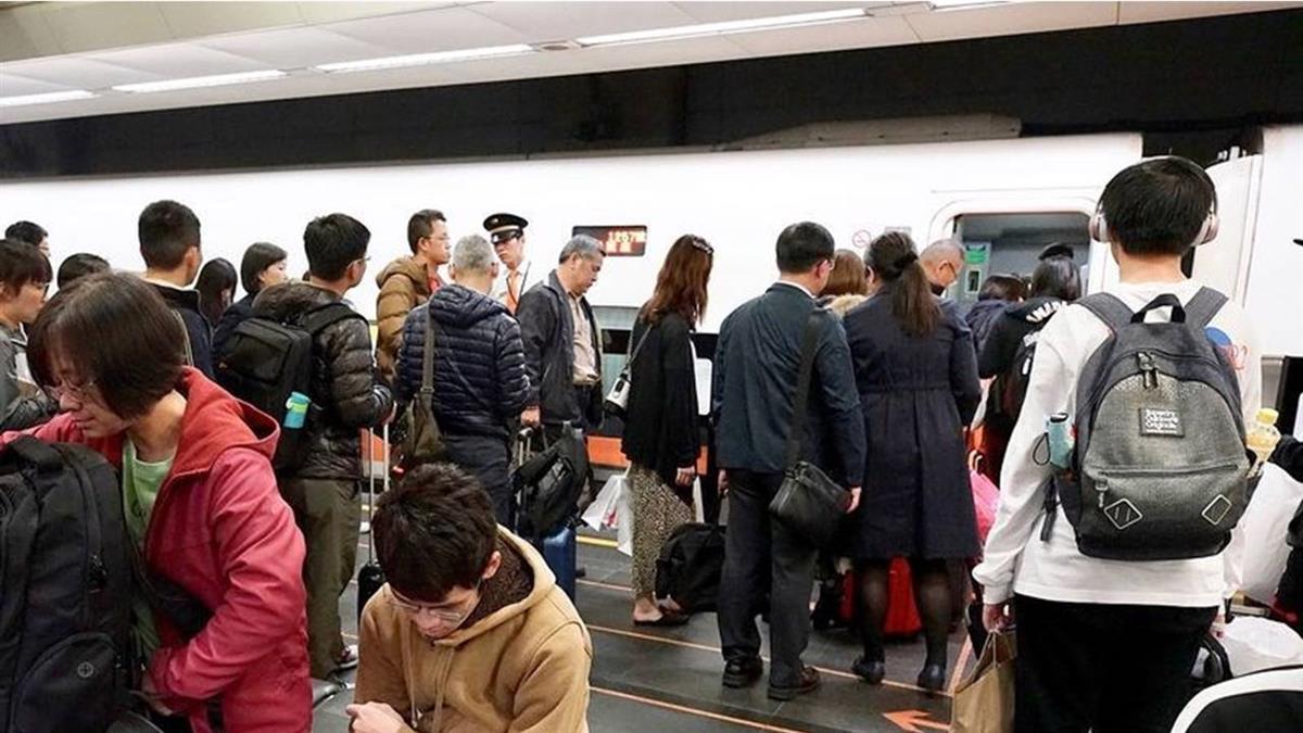 高鐵第6億次幸運旅客出爐 一年無限次免費爽搭
